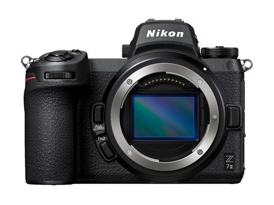 Nikon Z 7II Body Only Full Frame Mirrorless Camera
