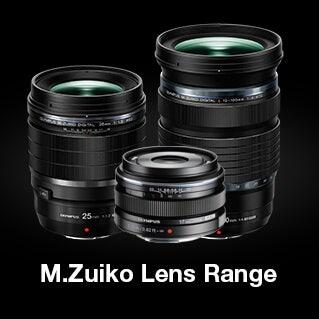 M Zuiko Lens Square