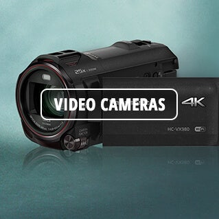 Panasonic Video Cameras