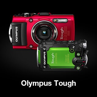Olympus Tough Square