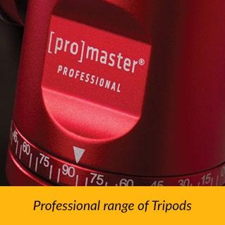 ProMaster Range of Tripods