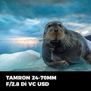 Tamron 24-70mm F2.8 Di VC USD