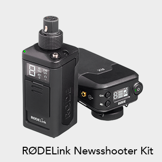 RODE News Shooter Kit