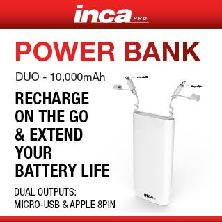 Inca Power Bank