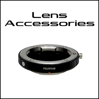 FujiFilm Lens Accessories