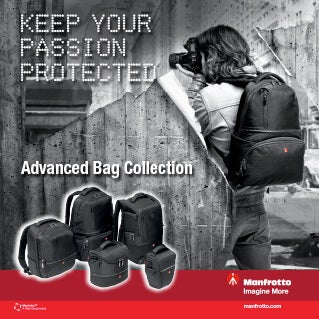 Manfrotto Advanced Bag
