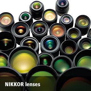 Nikon Nikkor Lenses