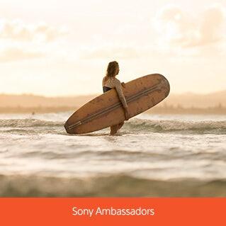 Sony Ambassadors