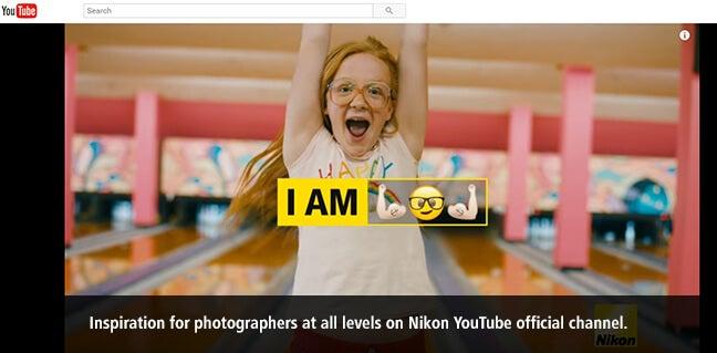 Nikon YouTube