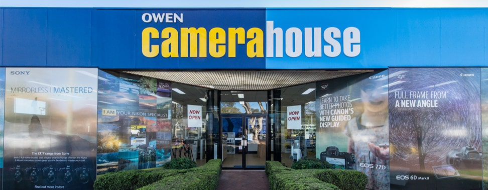 Our Toowoomba Store | Camera House Store in Queensland
