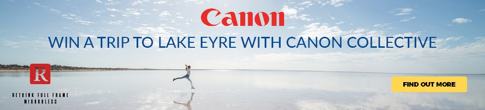 Win a trip to Lake Eyre
