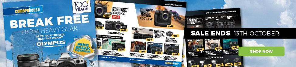 Camera House Olympus Sale