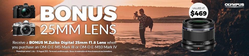 Bonus Lens